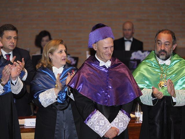 Investidura Doctor Honoris Causa del Excmo. Sr. Dº Juan Carlos Izpisúa Belmonte
